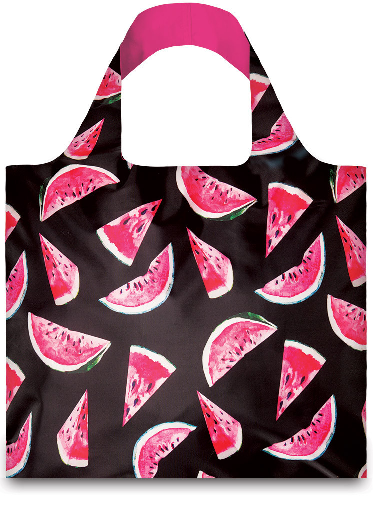 LOQI Shopper Juicy Watermelon