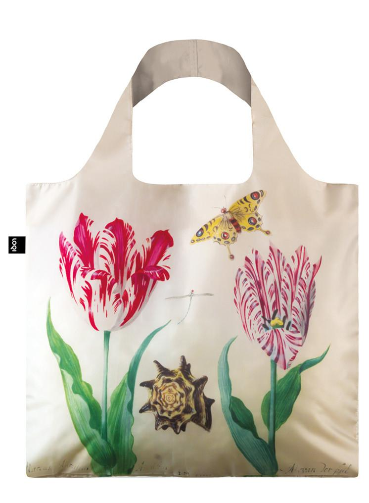 LOQI Museum Col. Shopper - Two Tulips & Irma Boom