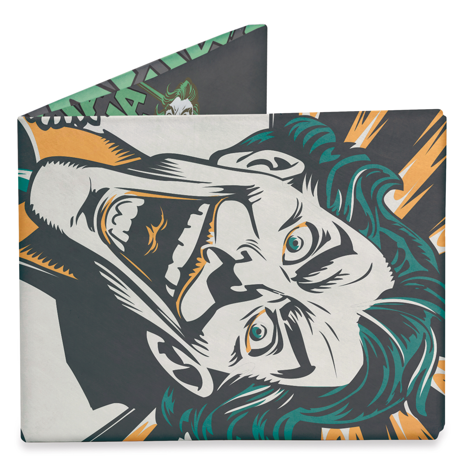 Mighty Wallet The Joker's Last Laugh