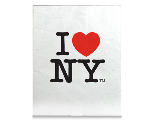 Mighty Tablet Case - I Love NY