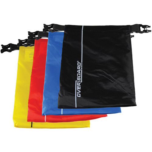 Overboard Waterdichte Dry Pouch 1 Liter Multi Pack