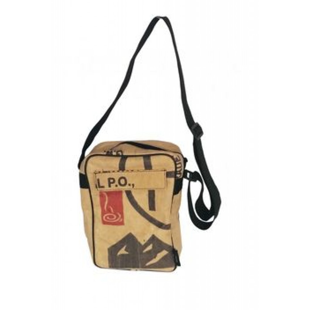 Ragbag Tamil Nadu Shoulder Bag Small