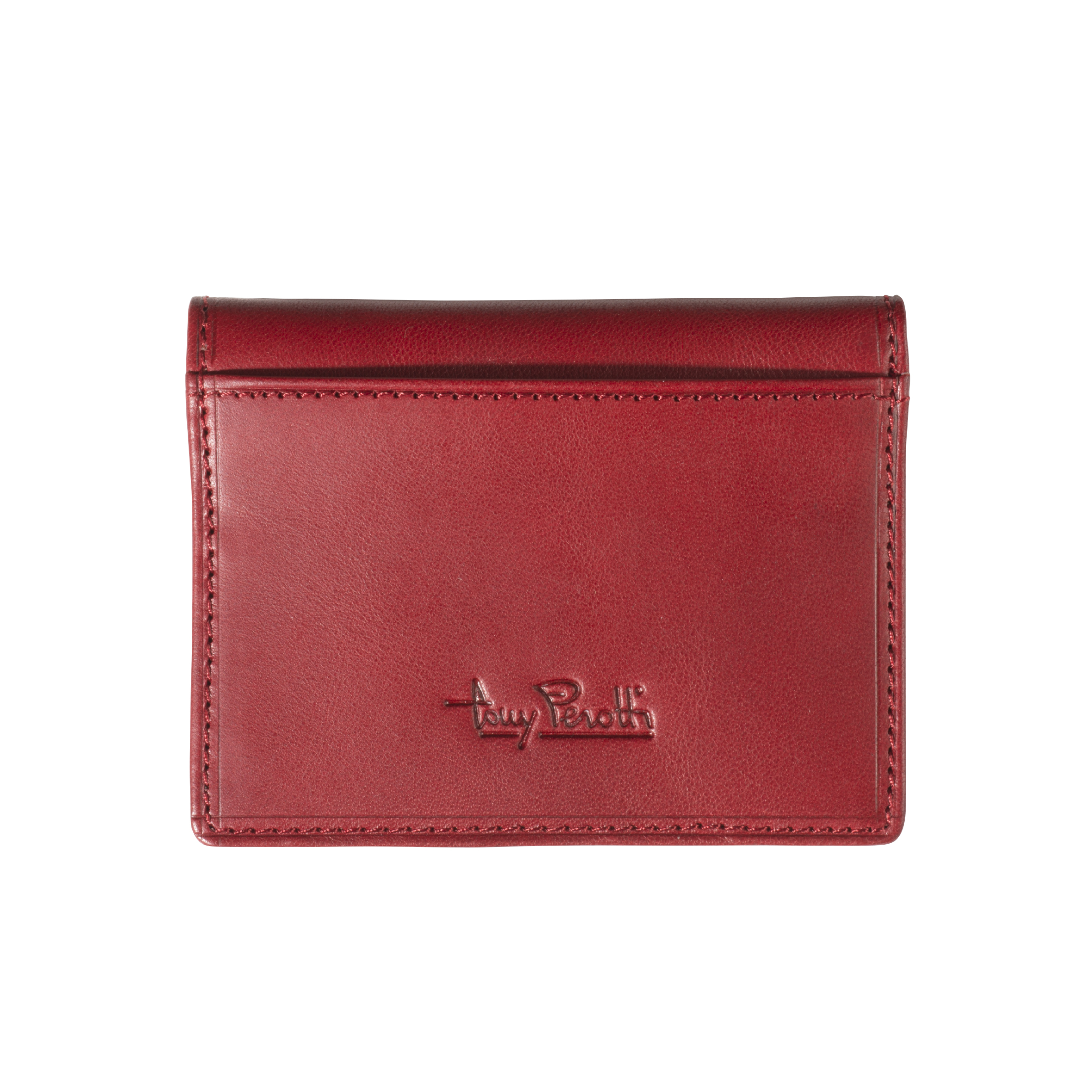 Tony Perotti Creditcard Wallet Red